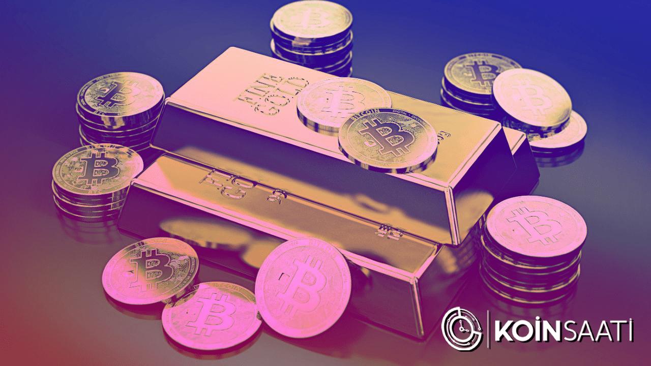 Bitcoin Dolar Altın